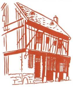 Vie de sainte Barat - Maison natale de Madeleine Sophie à Joigny (Yonne)