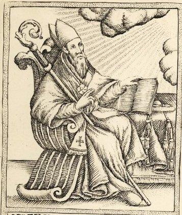 L'Evêque reçoit Basile à propos de sa confirmation
