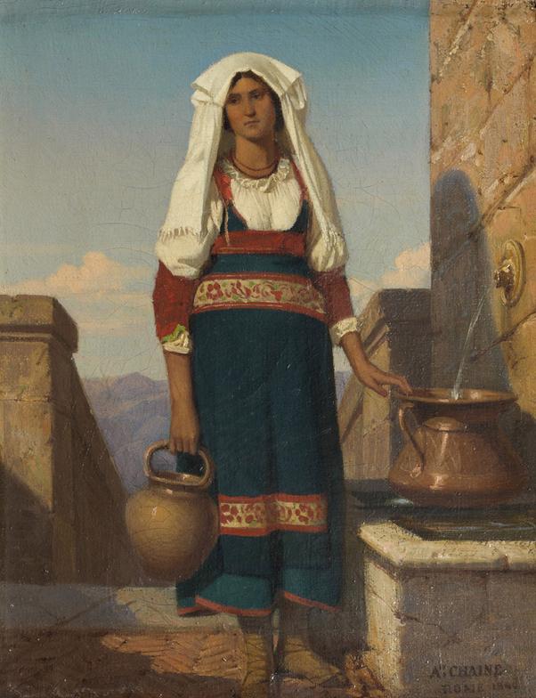 Sainte Salsa, jeune berbère de l'empire romain
