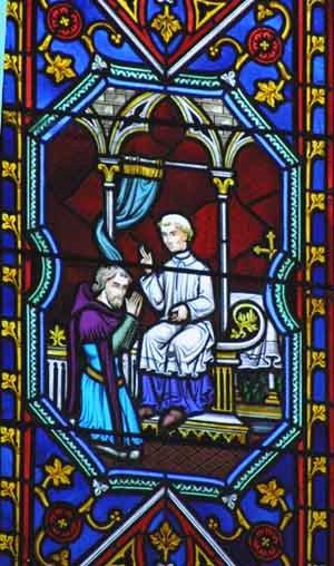 Histoire de la réparation après la confession