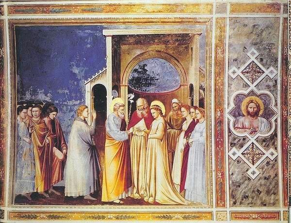 Récit pour le sacrement du mariage - Mariage de Marie et Joseph
