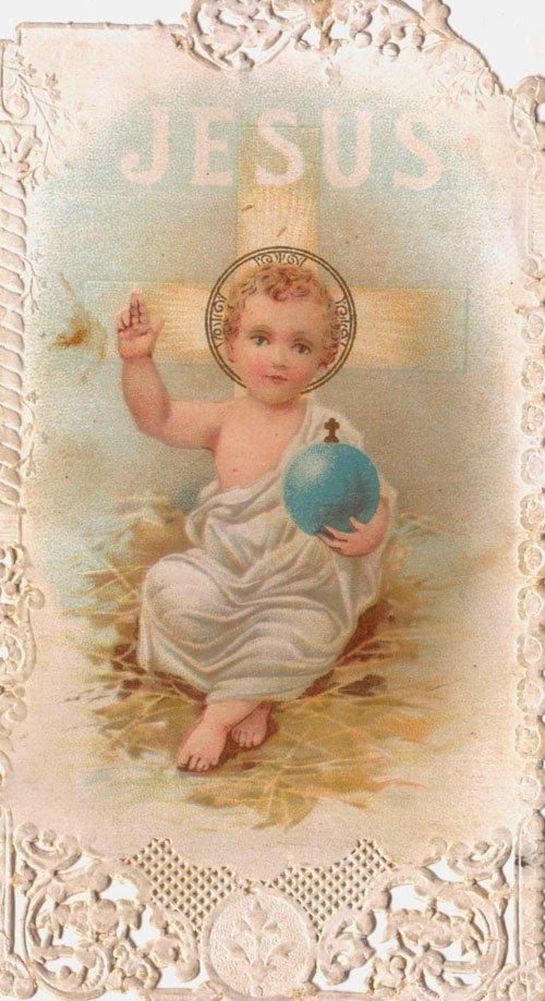 Enfant-Jésus, l'ami des enfants et des pauvres