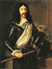 Le roi Louis XIII par Philippe de Champaigne