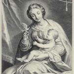 La Vierge et l'Enfant à l'oiseau