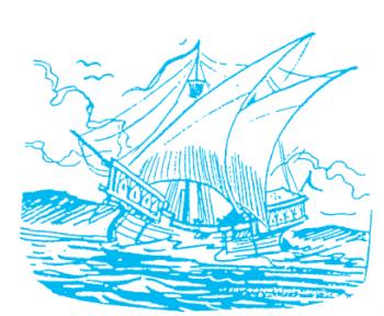 Histoire pour les scouts, les routiers : vaisseaux corsaires anglais