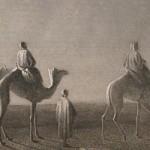 Conte de l'Epiphanie pour le catéchisme - La caravane de chameaux des mages