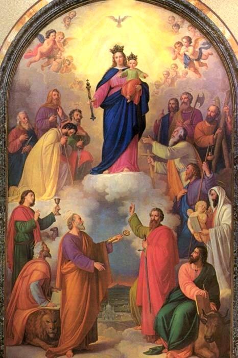 Miracle de Don Bosco expliqué aux louvettes - Marie Auxiliatrice de Turin