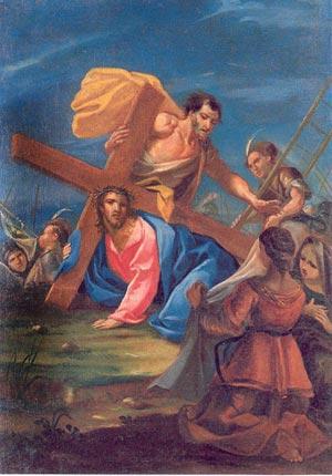 Lire le Chemin de Croix pour les jeunes - Véronique essuie le visage de Jésus