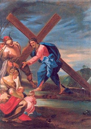 Prière du Carême pour les enfants - Jésus rencontre les femmes de Jérusalem