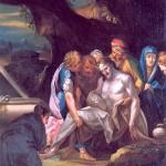 Chemin de Croix des scouts - Jésus est mis au tombeau