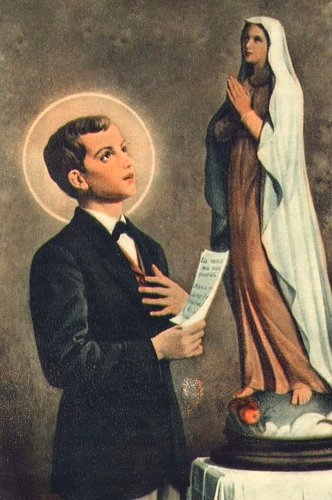 Saint Dominique Savio, patron de la jeunesse et des petits chanteurs
