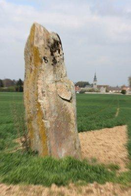 Récit pour illustrer le pardon - Menhir de Roche-Brune