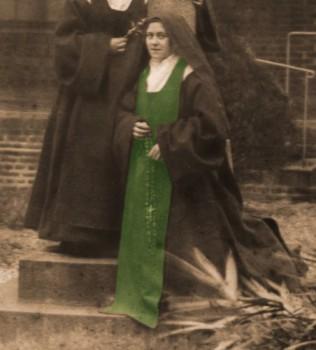 scapulaire carmel - sainte Therese de Lisieux - Histoire pour les veillées scoutes.