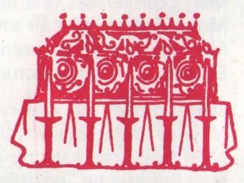 dépouille de saint Benoît, maintenant à Saint-Benoît-sur-Loire