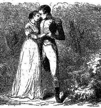 Jeunes gens amoureux - Fuite pour se marier