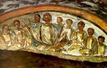 Les premiers chretiens des catacombes