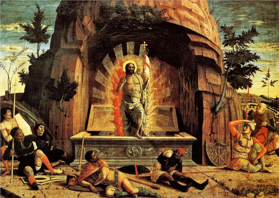 Résurrection du Christ