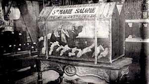 Récit des saints de Provence raconté aux enfants