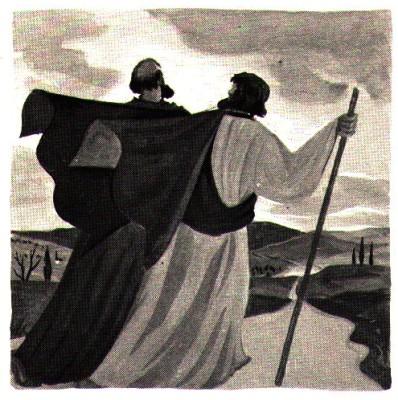 Saint Paul et saint Barnabé sur les routes de mission