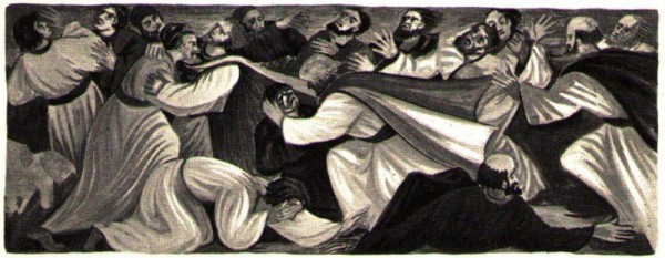 Saint Paul et les émeutes antichrétienne à Ephèse - Caté des jeunes