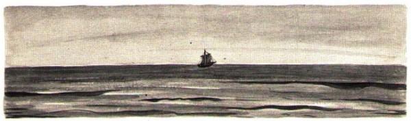 Saint Paul traverse les épreuves et la mer