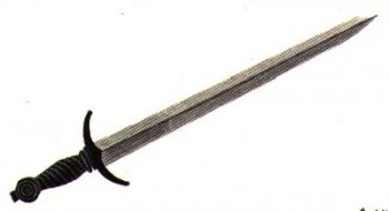 Saint Paul et l'épée de la décapitation du martyr