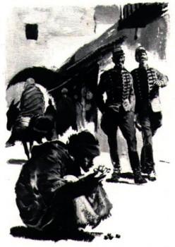Charles de Foucauld deguisé en juif pour explorer le Maroc
