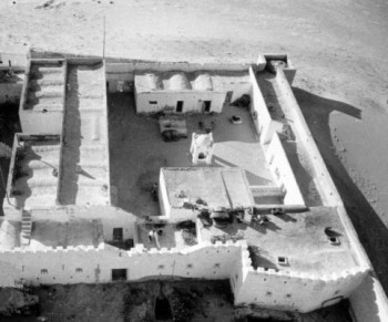 Fort Flatters - Exemple de courage d'un jeune garçon