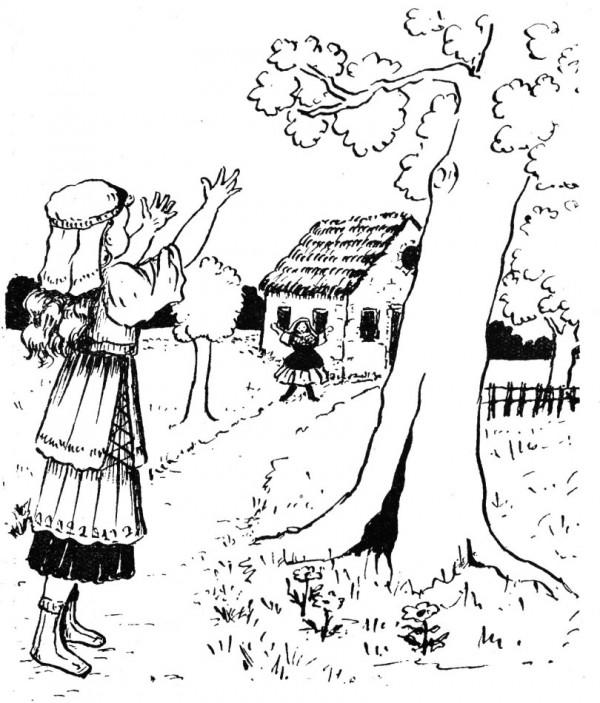 La vie de Sainte Reine pour les enfants et les scoutes