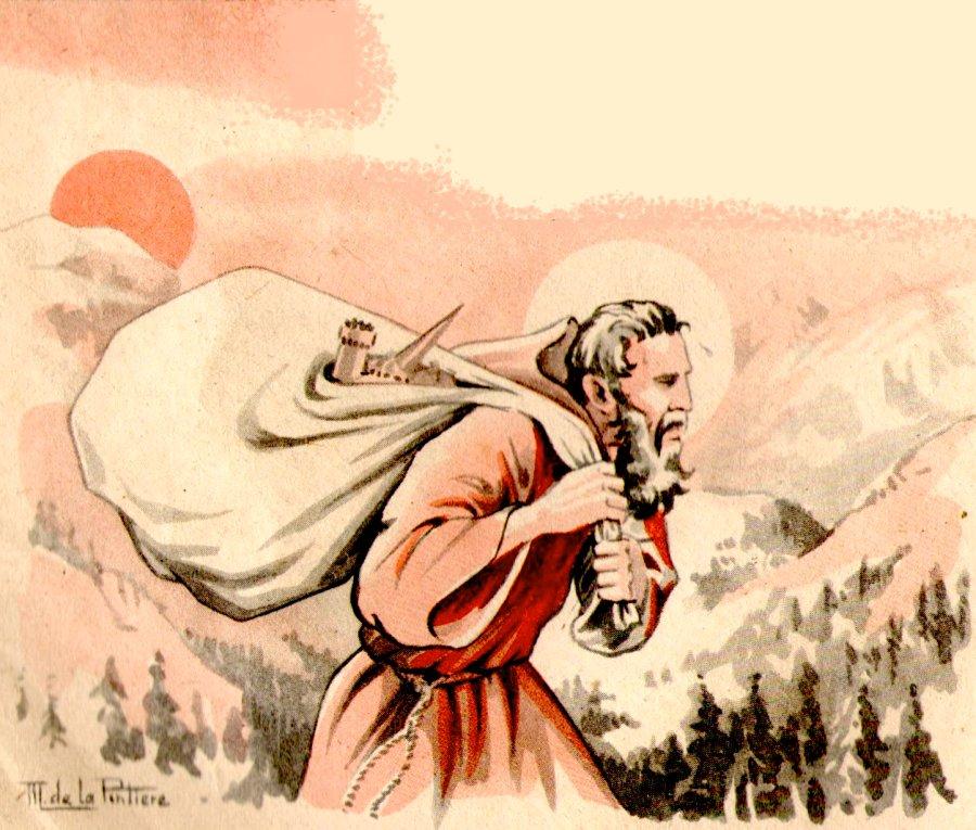 Saint Eynard et son fardeau