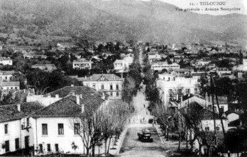 Récit de bravoure par un jeune - La ville de Tizi-Ouzou