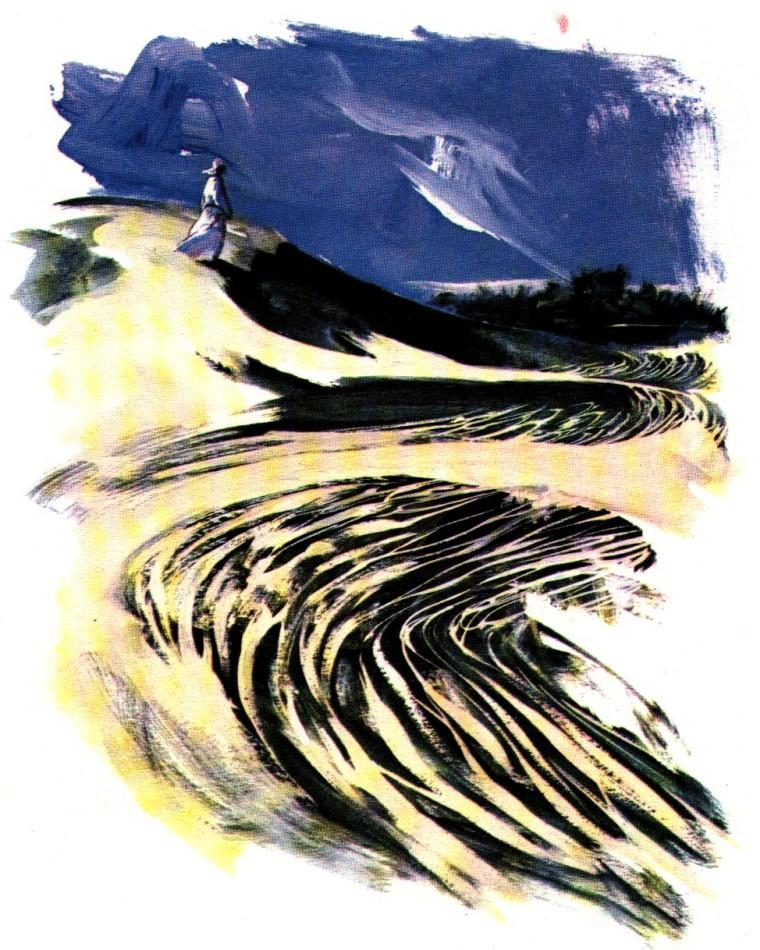 Charles de Foucauld et l'appel du désert