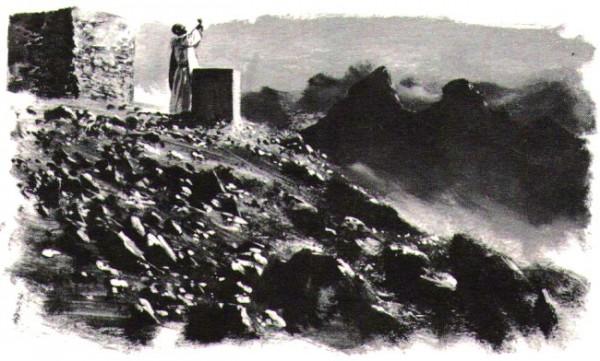 Foucauld porte la présence du Christ au coeur de l'algérie