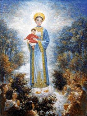 Notre-Dame de La Vang exauce les Vietnamiens