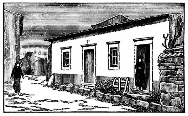 La maison de Jacinte à Fatima