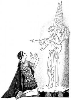 Histoire de l'Église pour les louveteaux