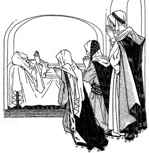 Beaucoup croient que c'est là que la Bonne Mère a vécu avec saint Jean et qu'elle est morte.