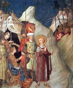 Vie de saint martin pour la cétéchèse des jeunes