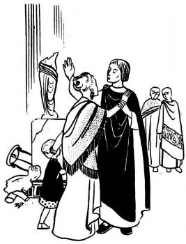 Néarque et Polyeucte, Martyrs