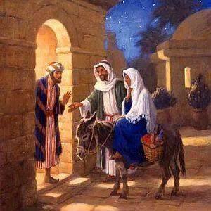 Noel pour le Caté - l'accueil de l'étranger