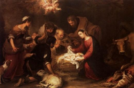 Murillo - Adoration des bergers - 1668