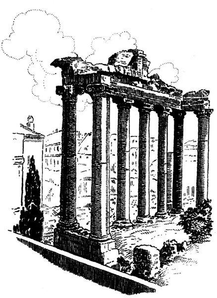 Scouts et Guides, Histoire de l'Eglise et l'empire Romain