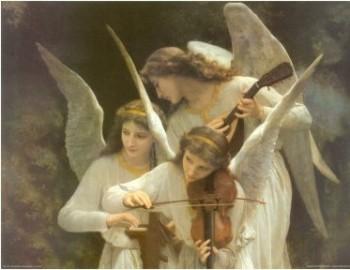 Histoire des rois mages pour les scouts et loueteaux - Anges musiciens