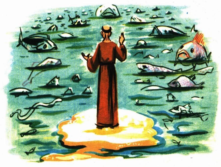 St François parlait aux oiseaux ? Les-poissons-autour-de-saint-antoine-e1429907610551