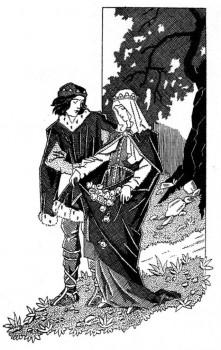 Les femmes durant les croisades : Sainte Elisabeth de Hongrie