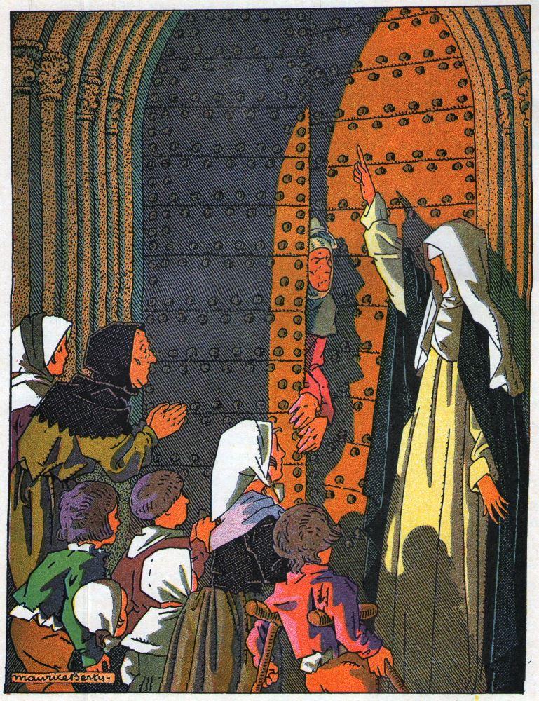 Sainte Catherine de Sienne - Histoire de l'Eglise pour les jeunes et les scouts