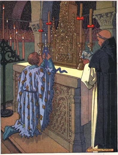 Récit des victoires de Sainte Jeanne d'Arc pour le caté