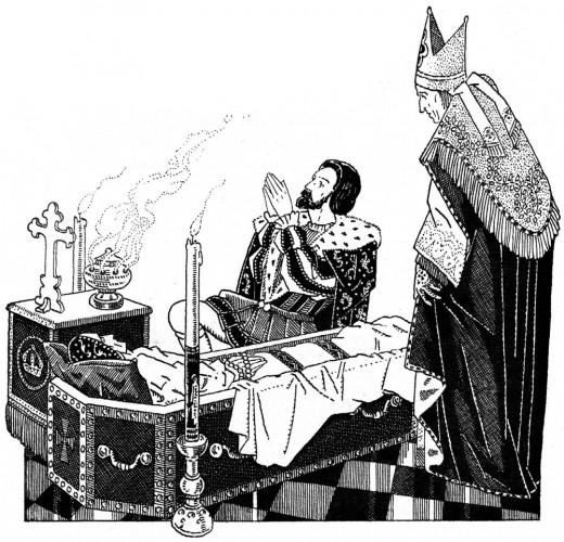 Saint François de Borgia - Histoire de l'Eglise pour les enfants de la catéchèse