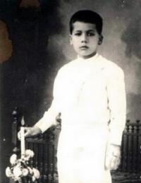 Jose Sanchez del Rio - première communion