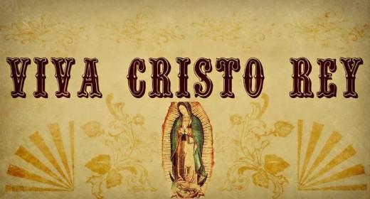 Viva Cristo Rey y ND de Guadalupe pour les enfants